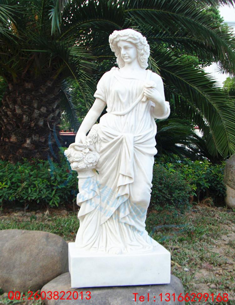 欧式人物雕塑艺术雕塑园林景观雕塑