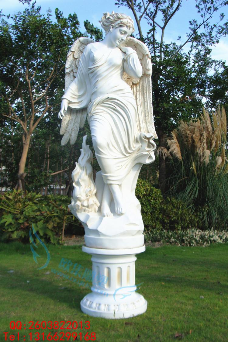 欧式人物雕塑景观园林艺术雕塑