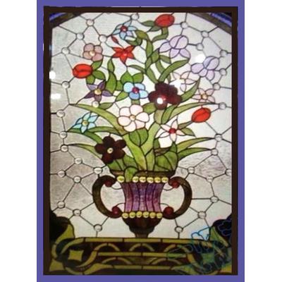 背景系列 欧式背景 > 艺术玻璃 彩绘玻璃