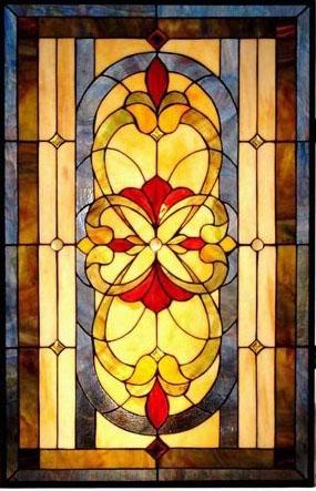艺术玻璃 彩绘玻璃