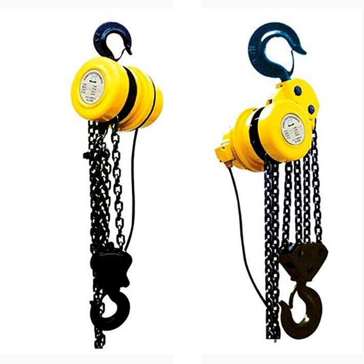 双鸽dht型电动环链提升机