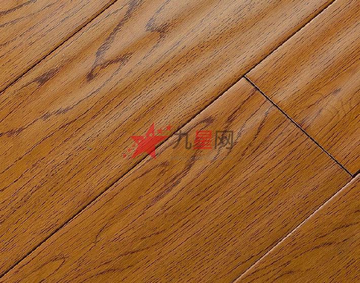 佳尔家 印尼红橡木纯实木地板18mm原木木地板