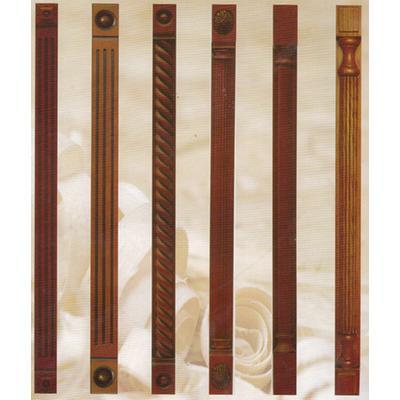 实木木线条 罗马柱