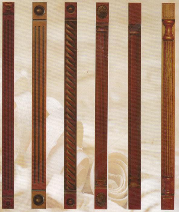 顺达木业 实木木线条 罗马柱