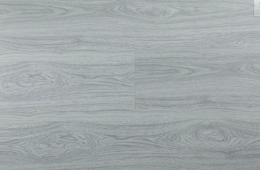 汇丽地板 白胡桃木 强化复合地板 8mm 7518 青灰 灰白