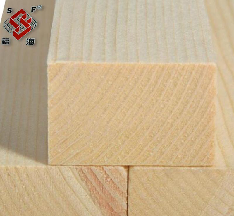 福海板材 落叶松地面木龙骨 地板木条 木方烘干防虫 2