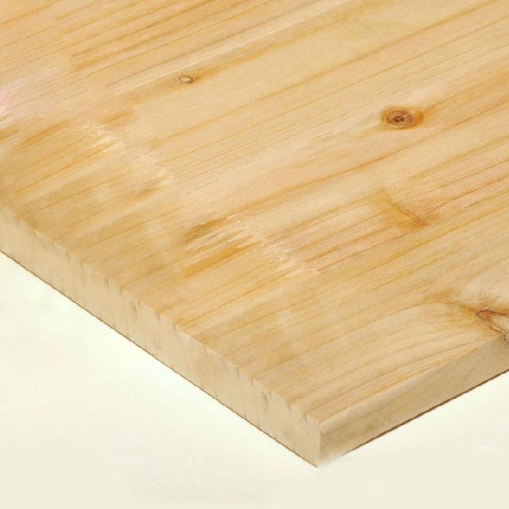 申旺 香杉木集成板 集成材指接板实木板
