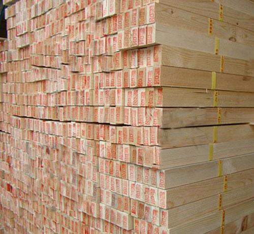 鑫申 实木吊顶龙骨 地板龙骨 木方木板 白松条子
