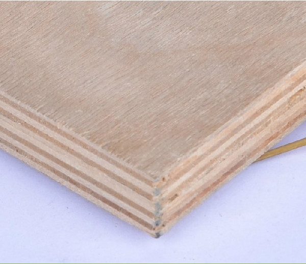 实木贴面无醛多层板18mm