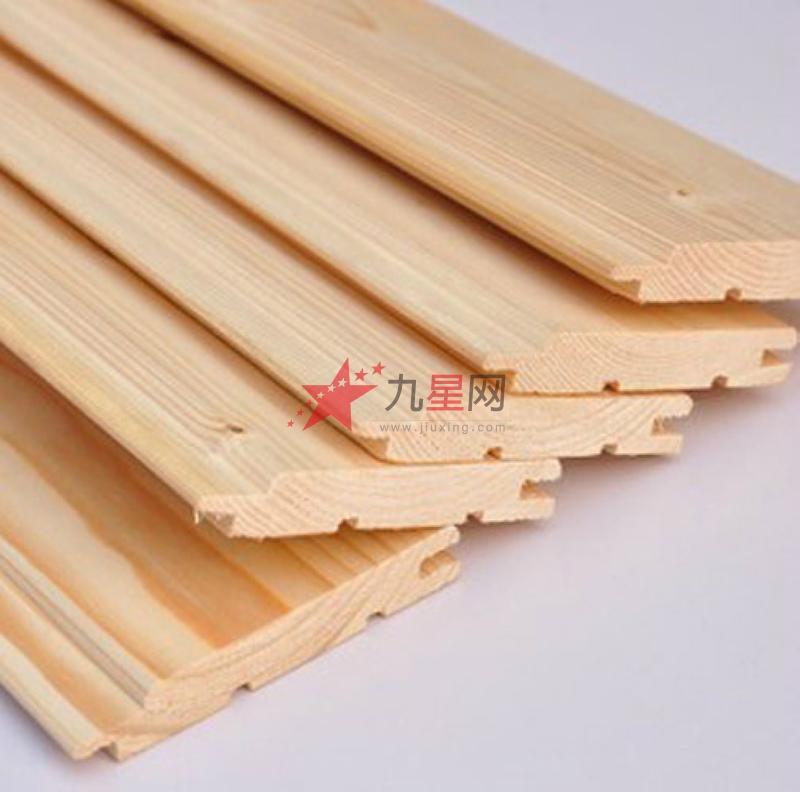 森源 松木扣板 实木护墙板 桑拿板