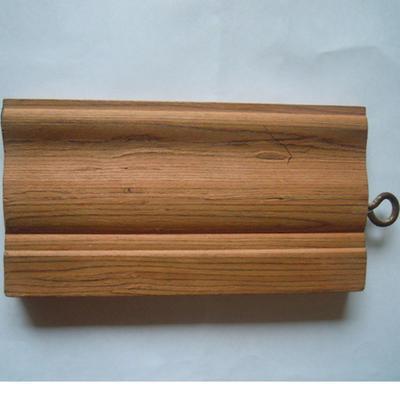 实木线条 橱柜顶线顶角线 8x2.