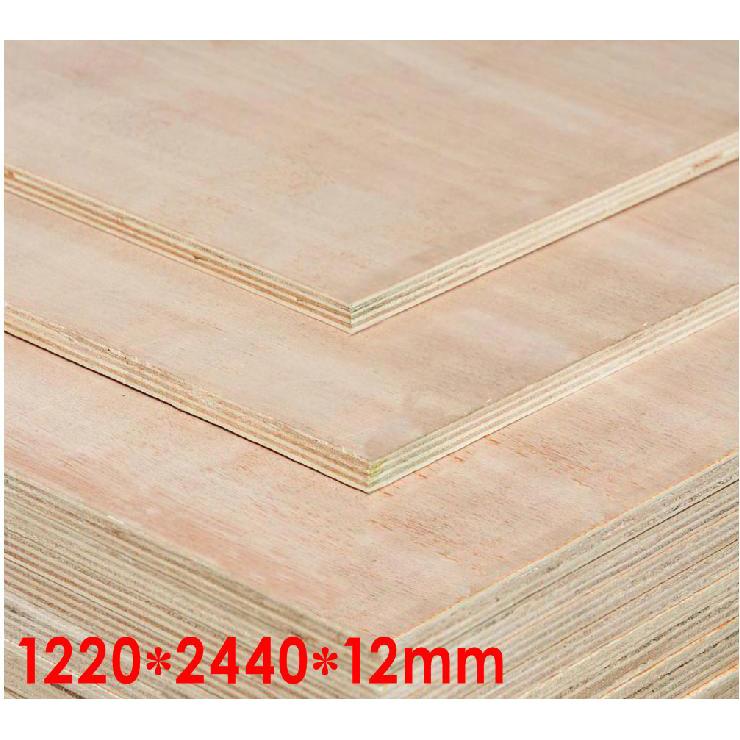 12mm柳桉芯多层板实木板材搭阁楼板胶合板