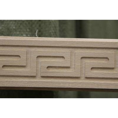 实木雕花线实木线条装饰线条中式木线天花线