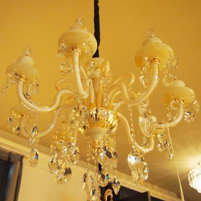 客厅水晶灯 欧式装饰水晶吊灯