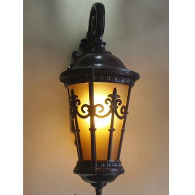 户外灯别墅欧式壁灯钓鱼灯防水阳台墙壁灯花园复古灯
