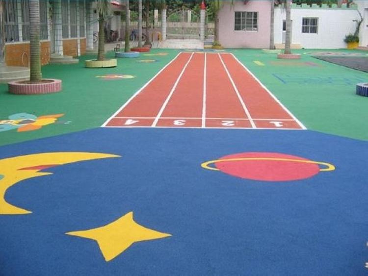 油漆/辅料 地坪漆 > 幼儿园epdm塑胶地面