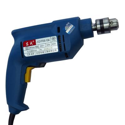 达力 东成手电钻j1z-ff05-10a 手枪钻