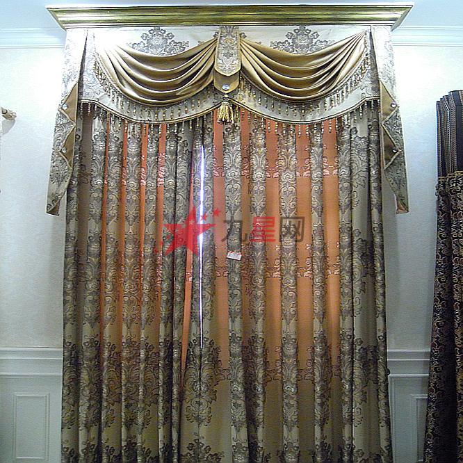 怡昉 欧式风格 尊贵印花系列 门幅2.8米 可定做