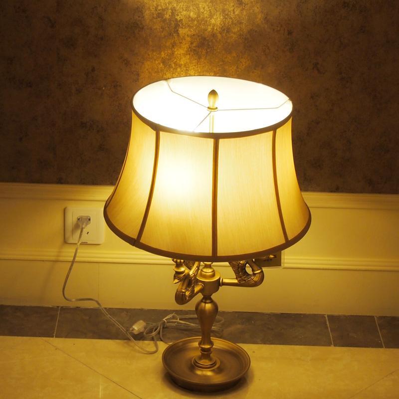 欧式床头灯 台灯