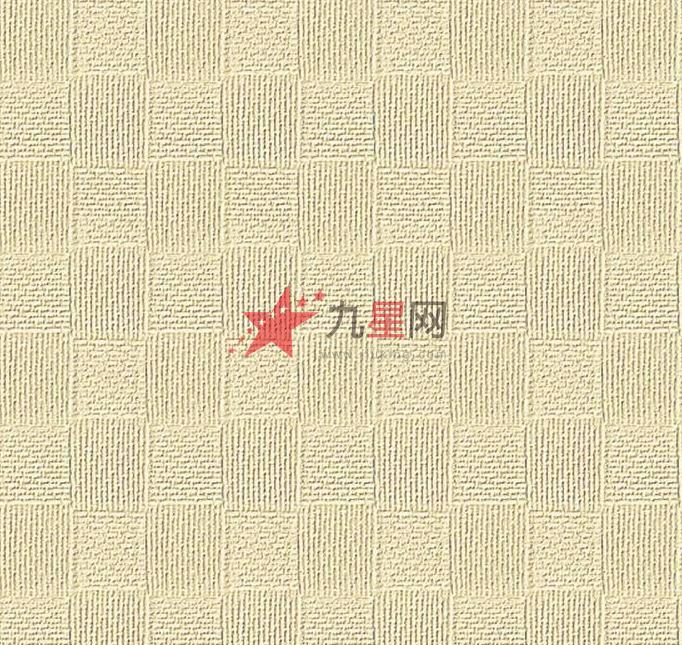 韩国lg壁纸墙纸 lg-018奶咖色方格子布纹 卧室客厅墙纸 环保壁纸