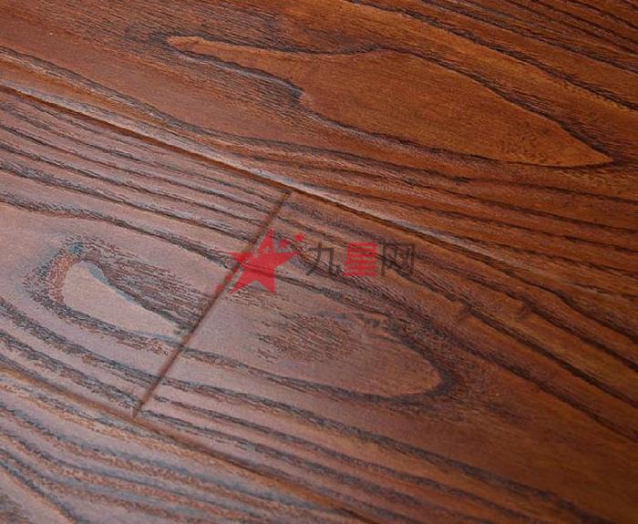防水强化复合木地板仿古浮雕对木纹12mm