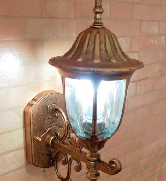 防水庭院壁灯户外天棚欧式现代阳台露台走廊灯花园中式小区门前灯