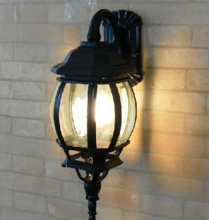现代户外壁灯欧式庭院花园阳台别墅室外露台走廊门前