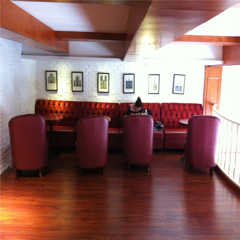 巧家装饰设计-简朴森面包房室内空间设计素材