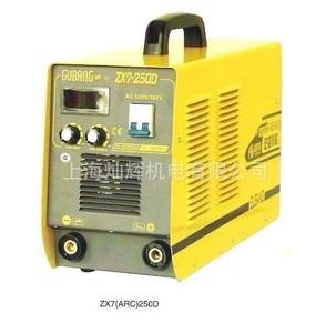 固邦zx7-250d电焊机,逆变直流手工焊两用电源焊机