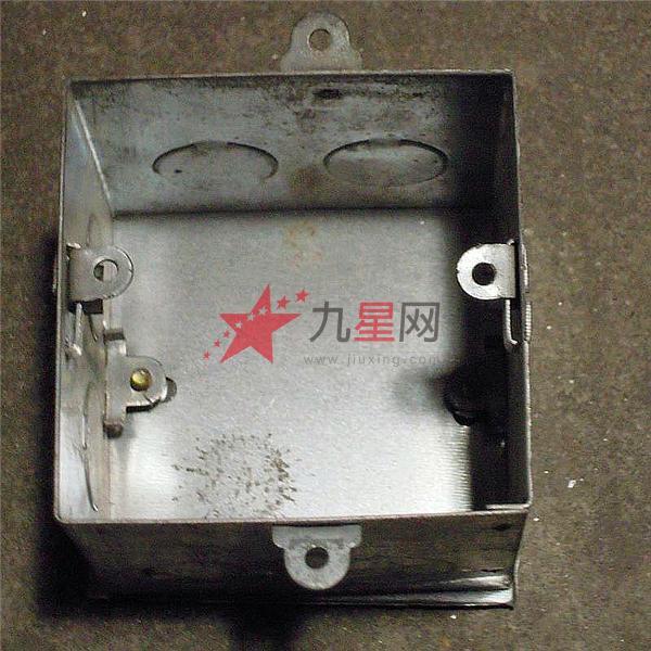 杰涛五金 接线盒 jtwj-0007