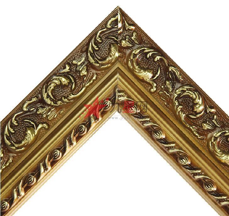 【仁艺相框】欧式实木相框线条油画框线条