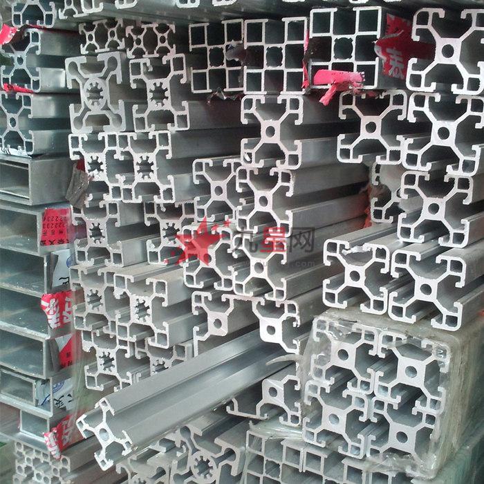 永明 铝合金门窗 装饰材料 工业铝型材
