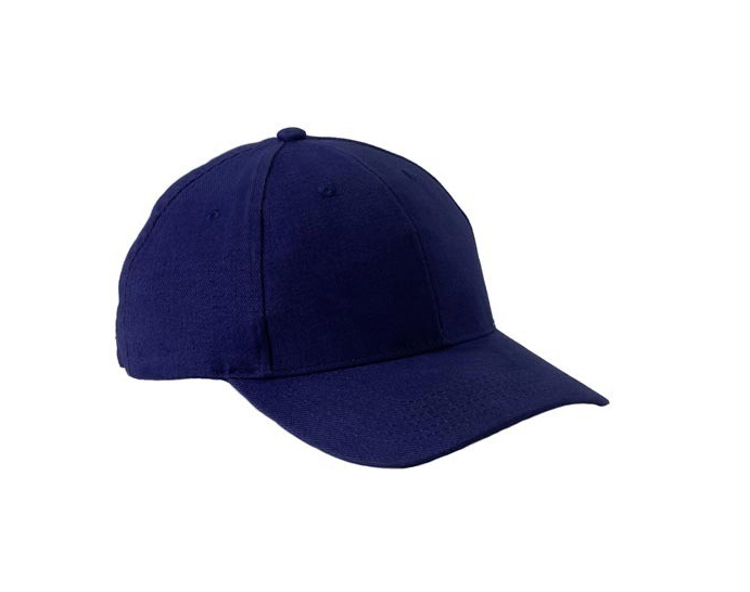 厨师帽 酒店工作帽 服务员帽子 厨房工作帽 棒球帽 深蓝