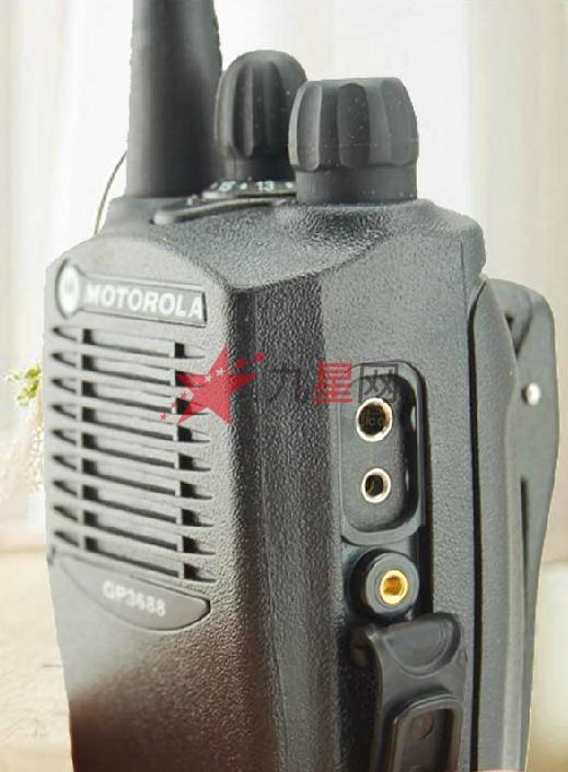 摩托罗拉motorola gp3688对讲机