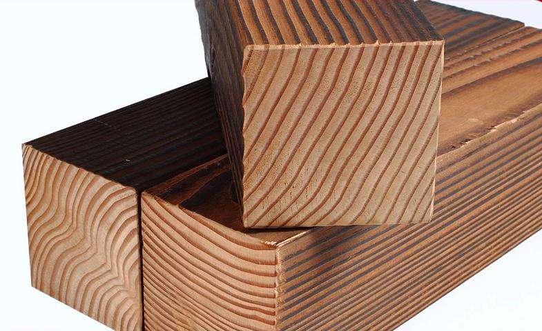 防腐木葡萄架柱子 防腐木地板龙骨木方