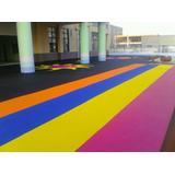 PVC体育塑胶地板