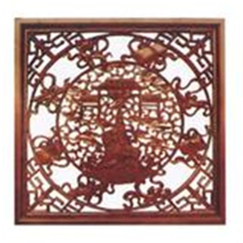 精品木雕窗花jl-3