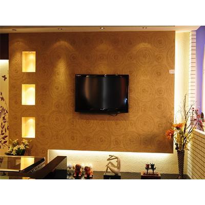 硅藻泥电视背景墙图案