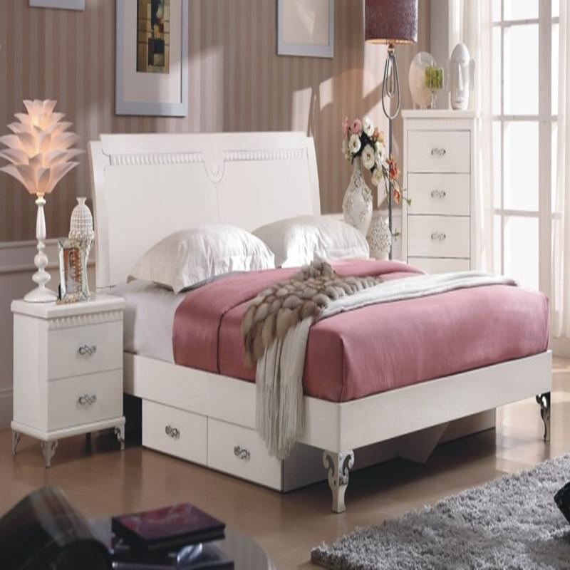 卧室家具 板式床 > 全友家居