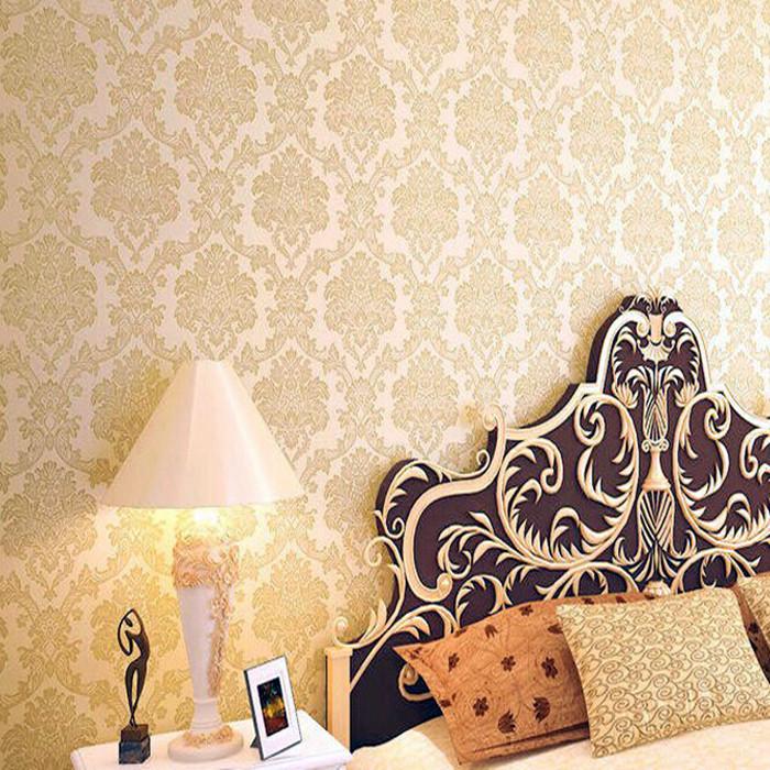 温馨卧室客厅酒店沙发背景纯色满铺