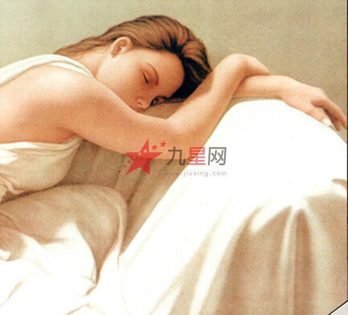 卧室床头装饰画欧式壁画