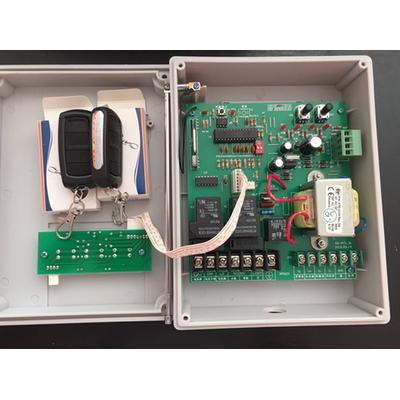 电动伸缩门控制板 电路板电动门控制器