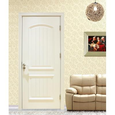 现代简约室内门烤漆实木门推拉房间卧室门