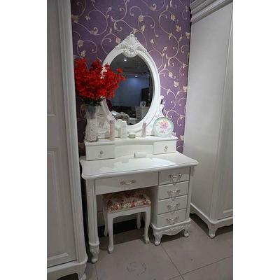 欧式复古梳妆台