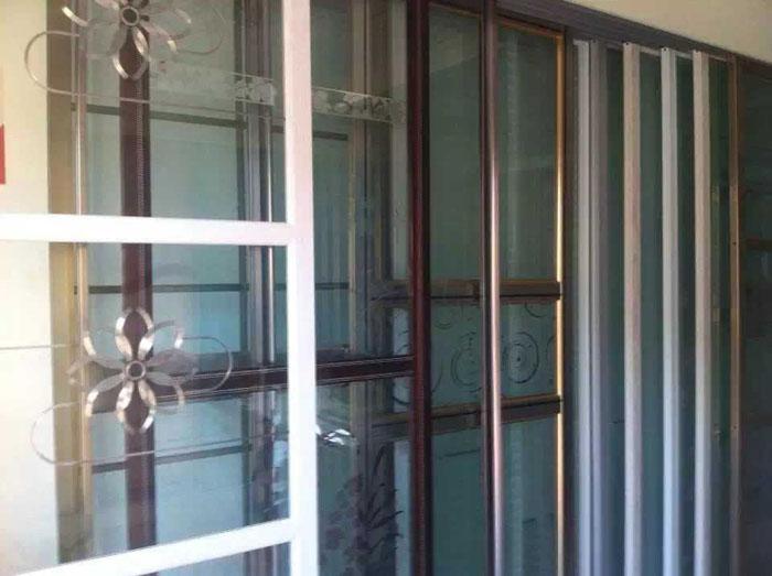 客厅推拉阳台推拉门/厨房门/卫生间隔断/玻璃推拉门