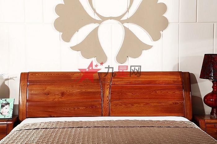 美耀邦中式实木床