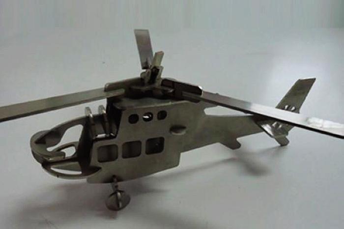 不锈钢制品飞机零件