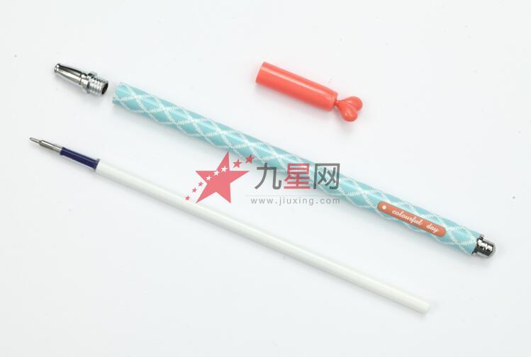 晨光文具 中性笔黑色0.5水笔学生可爱创意初色agp18810