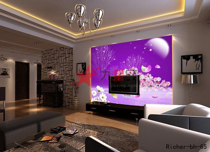uv平板打印/背景墙//沙发背景墙/电视背景墙