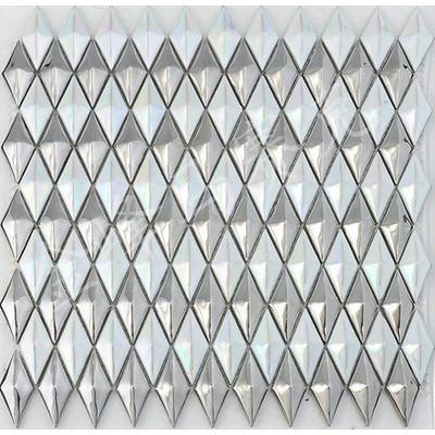 金峰陶瓷菱形马赛克 tcht3526